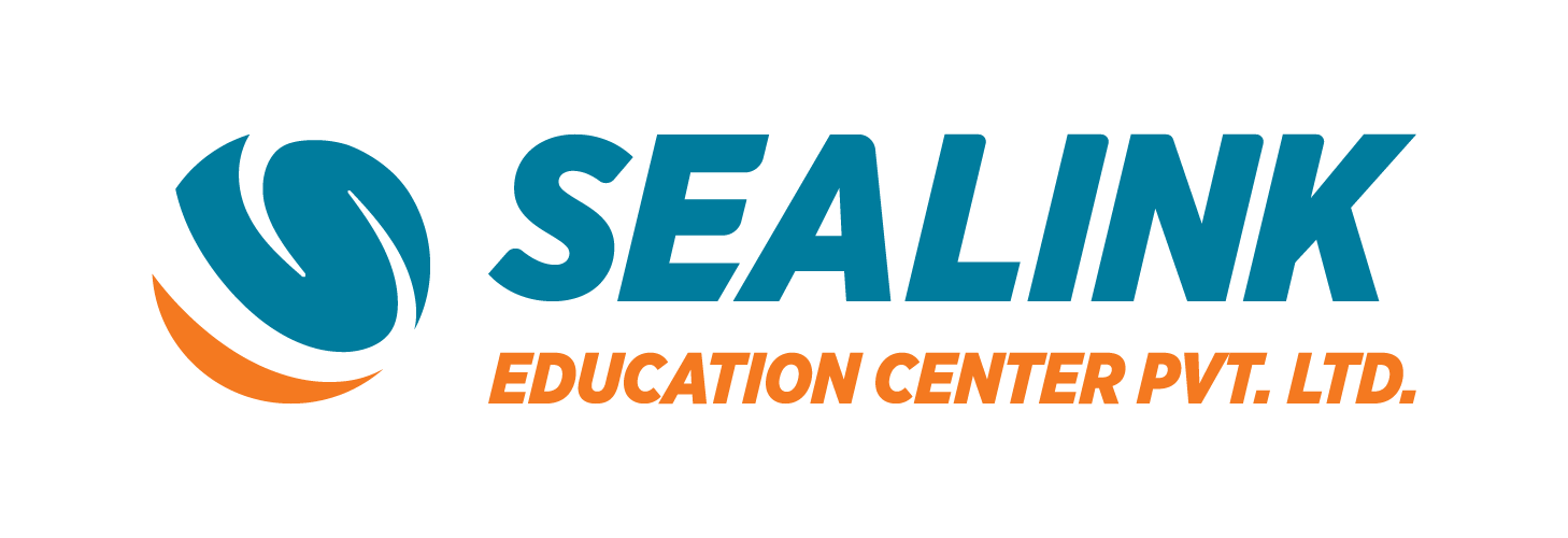 Sea Link Education Center New Logo
